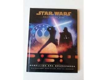 Star Wars Roleplaying Game - Rebellion era sourcebook. Täcker episod IV - VI.