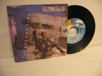KIM WILDE --- / THE SECOND TIME / --- 1984 --- SINGEL