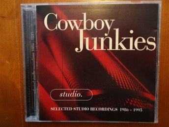 Cowboy Junkies - Studio (1986-1995), CD i bra skick - Sollentuna - Cowboy Junkies - Studio (1986-1995), CD i bra skick - Sollentuna