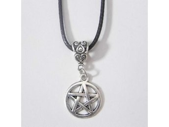 Pentagram halsband / Pentagram necklace