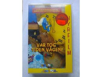 VHS - Vart Tog Tiden Vägen? - Kallinge - VHS - Vart Tog Tiden Vägen? - Kallinge
