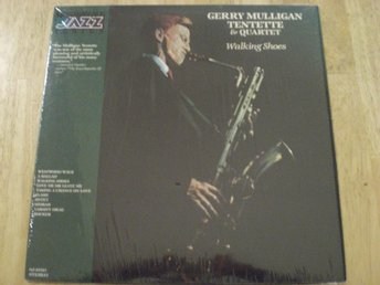 Gerry Mulligan Tentette & Quartet - Walking Shoes