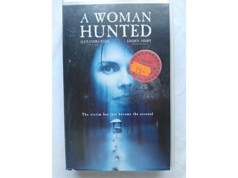 VHS - A Woman Hunted