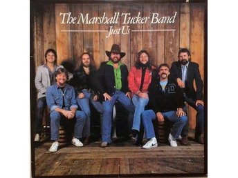The Marshall Tucker Band title*  Just Us* Southern Rock US LP