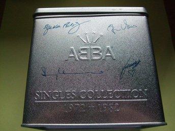 ABBA - Singles Collection 1972-1982 - Plåtburk - Limited - 1999 - 29 CD - Odensbacken - ABBA - Singles Collection 1972-1982 - Plåtburk - Limited - 1999 - 29 CD - Odensbacken