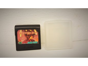 Wonder Boy - Sega GameGear