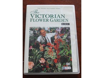 The Victorian Flower Garden DVD BBC TV Series (2 disc)