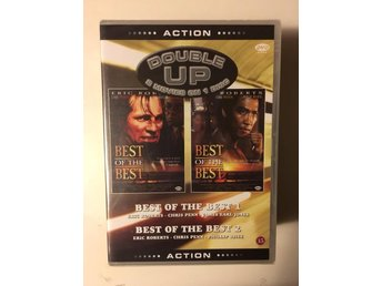 Best of the best 1+2/Inplastad/Eric Roberts/Chris Penn/James Earl Jones