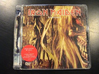 IRON MAIDEN / RAINMAKER Limited Edition / DVD SINGLE