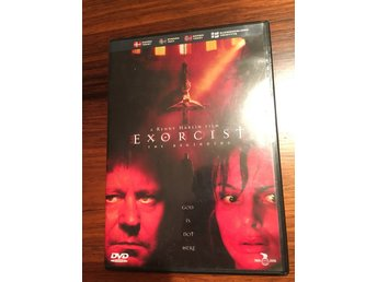 Exorcist the beginning dvd