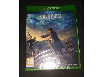 Final fantasy 15 day one edition till Xbox one NYTT!