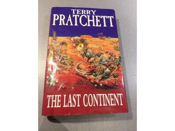 Terry Pratchett The last continent