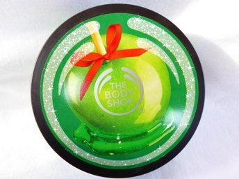 The Body Shop Glazed Apple Body Butter 200 ml Oöppnad!