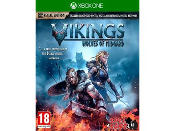 Vikings Wolves of Midgard Special Edition