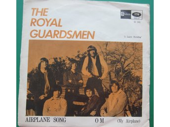 The Royal Guardsmen - Airplane Song/OM - Single