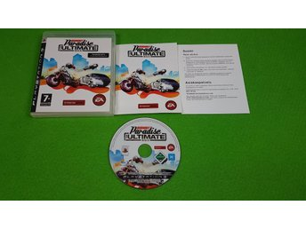 Burnout Paradise The Ultimate Box Ps3 Playstation 3