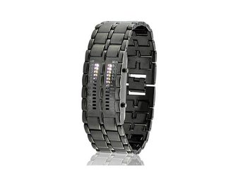 Elite Army Trendig Digital LED Klocka Armbandsur
