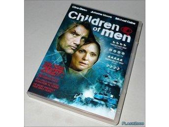 Children of Men - DVD med svensk text - Helsingborg - Children of Men - DVD med svensk text - Helsingborg