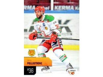 2014-2015 HockeyAllsvenskan #187, Jerry Pollastrone, Mora IK - Linköping - 2014-2015 HockeyAllsvenskan #187, Jerry Pollastrone, Mora IK - Linköping