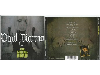 PAUL DIANNO (IRON MAIDEN) THE LIVING DEAD (CD 2006)