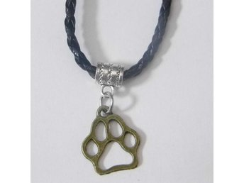 Tass halsband / Paw necklace