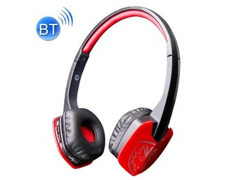 Bluetooth 4.1 Stereo Headset med mikrofon - För Mobil & PC