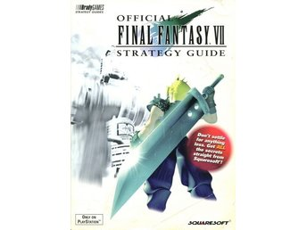 Final Fantasy VII: Official Strategy Guide (Bradygames) (Beg)