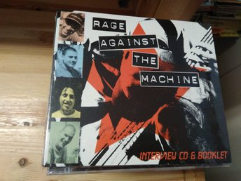 Rage Against The Machine - Interview CD