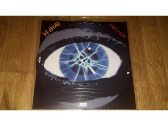 Def Leppard - Make Love Like A Man picture disc (bildskiva, bildskivor)