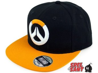 Overwatch Masterpiece Collection Keps Svart & Orange