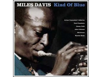 Davis Miles: Kind of blue (Blue) (Vinyl LP)