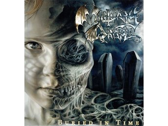 MORTUARY DRAPE - BURIED IN TIME (GF) 2xLP