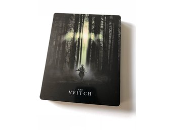 The Witch Steelbook Blu-ray