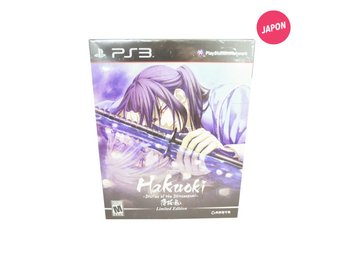 Hakuoki: Stories of the Shinsengumi - Limited Edition (USA / PS3)