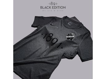 AIK 1891 Black Edition Limited Edition Storlek Small