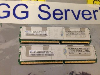 IBM 4GB (2x2GB) Kit PC5300 FB-Dimm för tex HS21 x3550 x3650