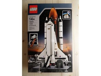 Lego Exclusive 10231 - Shuttle Expedition