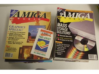Amiga World 88-93