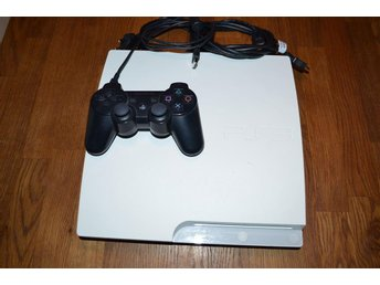 SONY PLAYSTATION 3, LIMITED EDITION 320 GB + 5 SPEL