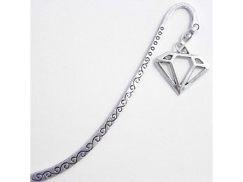 Diamant bokmärke / Diamond bookmark