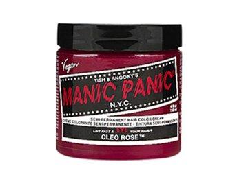 Manic Panic Cleo Rose ny 2015 Tuff Hårfärg Snabb Leverans - Träslövsläge - Manic Panic Cleo Rose ny 2015 Tuff Hårfärg Snabb Leverans - Träslövsläge