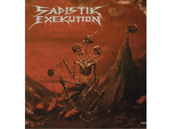 SADISTIK EXEKUTION - WE ARE DEATH FUKK YOU (GATEFOLD) LP