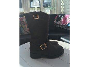 Nya Johnny bulls boots - Heberg - Nya Johnny bulls boots - Heberg