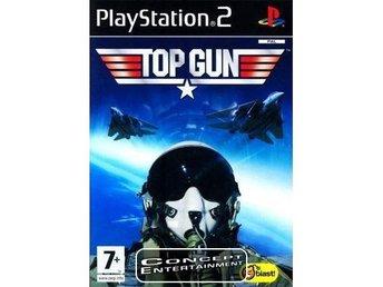 TOP GUN (komplett) till Sony Playstation 2, PS2 - Göteborg - TOP GUN (komplett) till Sony Playstation 2, PS2 - Göteborg