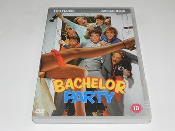 Bachelor Party 1984 DVD