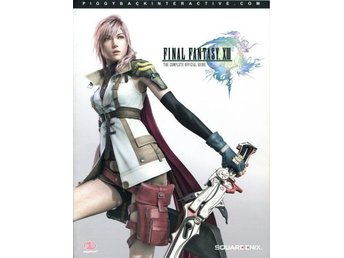 Final Fantasy XIII: The Complete Official Guide (Piggyback) (Beg)