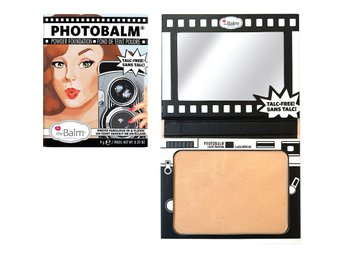 The Balm Photobalm Powder Foundation Light/Medium