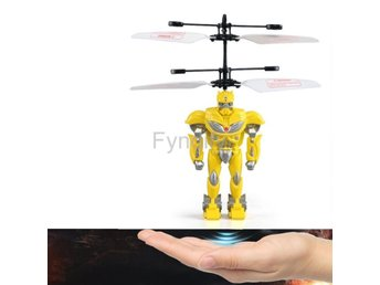 Robot Pocket Drone Toy Gul