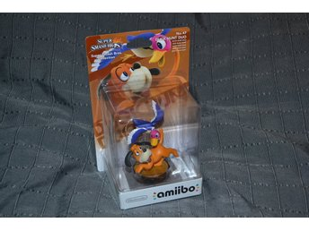 Amiibo Duck Hunt (Super Smash Bros) Ny Figur Se Hit! Nintendo Wii U