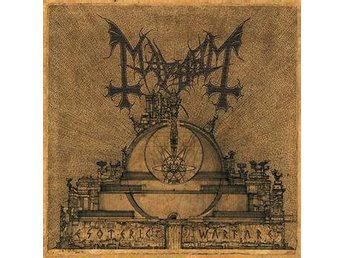 Mayhem: Esoteric warfare 2014 (Digi) (CD)